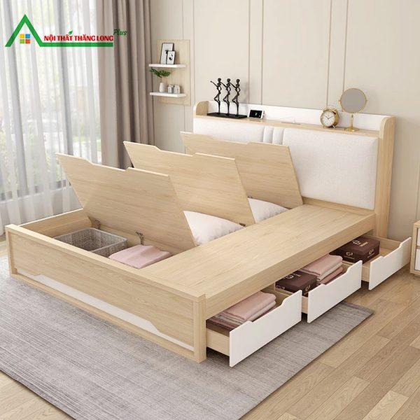 giường đa năng giả pháp cho căn nhà chật hẹp