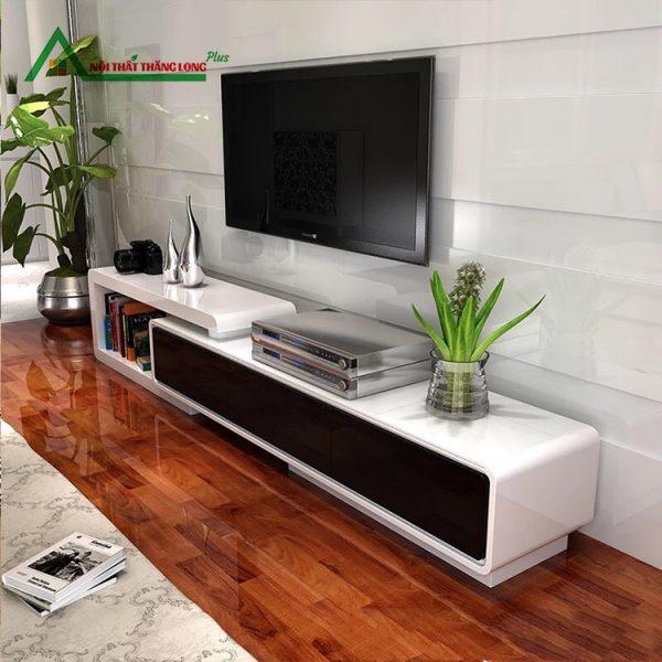 kệ tivi gỗ phòng khách hiện đại đẹp