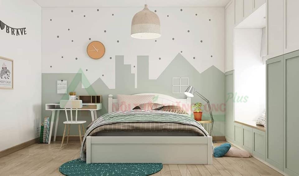 Không gian nội thất cho bé