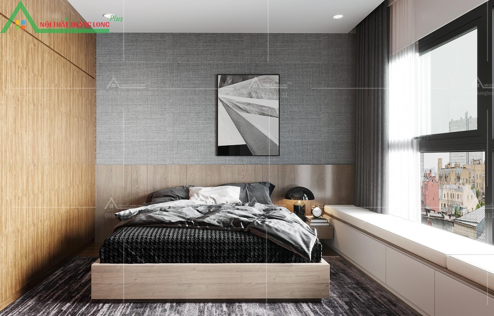 Thiết kế nội thất chung cư tại Tố Hữu