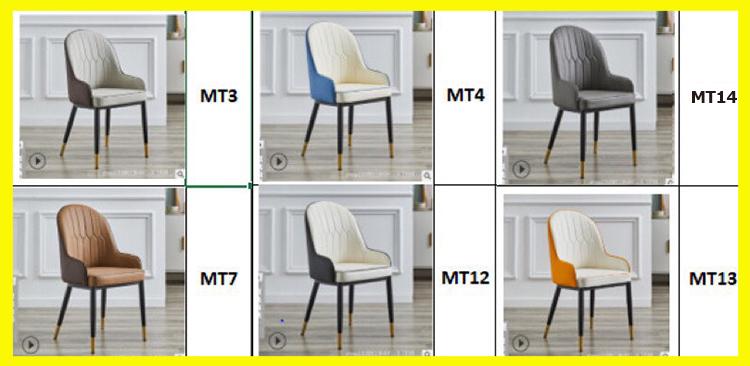 các mẫu ghế ăn nhập khẩu đẹp