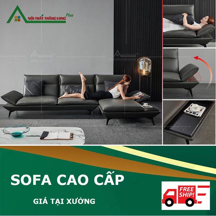 Ghế sofa cao cấp thông minh