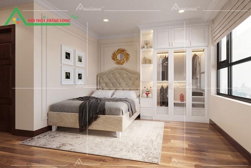 Nội thất phòng ngủ trang nhã