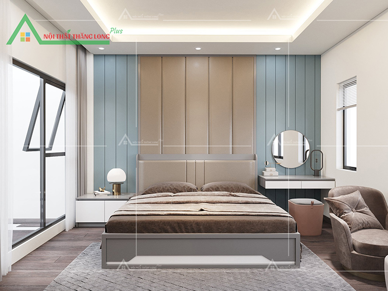 Nội thất phòng ngủ dành cho master