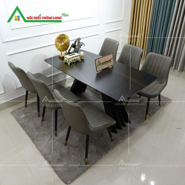 bàn ăn gia đình 6 ghế